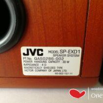 Музыкальный центр JVC Victor Woodcone EX-D1