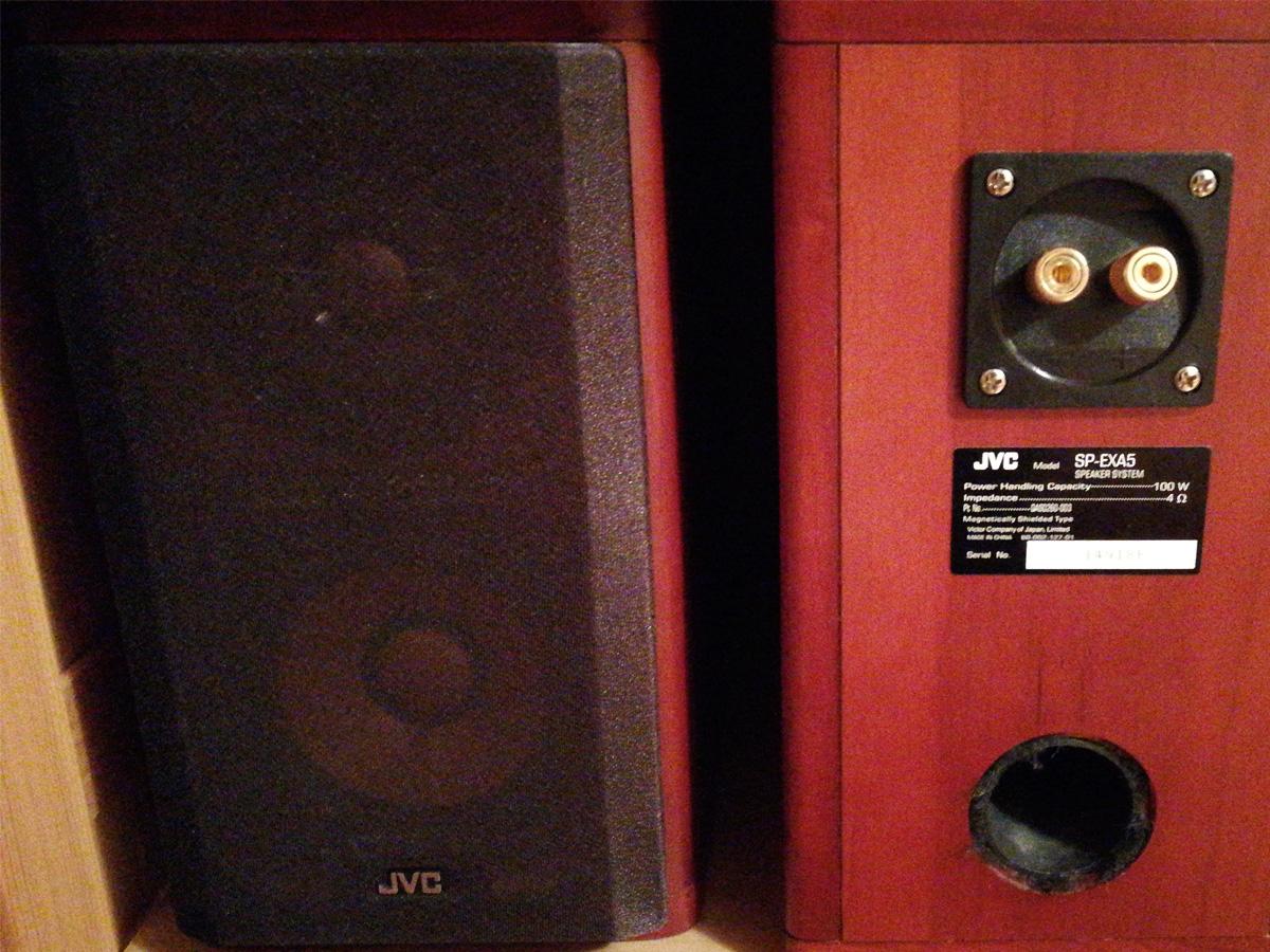JVC-Woodcone-SP-EXA-2-34